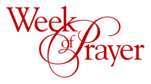 Week of Prayer and Fasting
